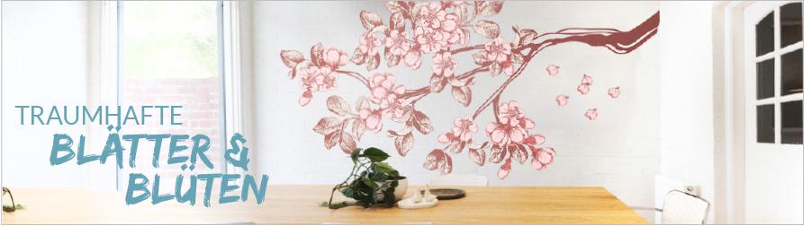 Blätter & Blüten