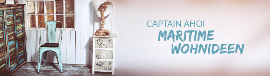 Maritime Wohnideen maritime deko in riesengrosser auswahl