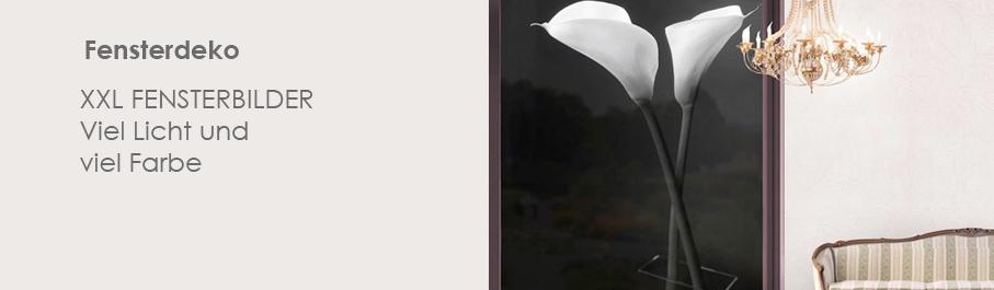 XXL Fensterbilder