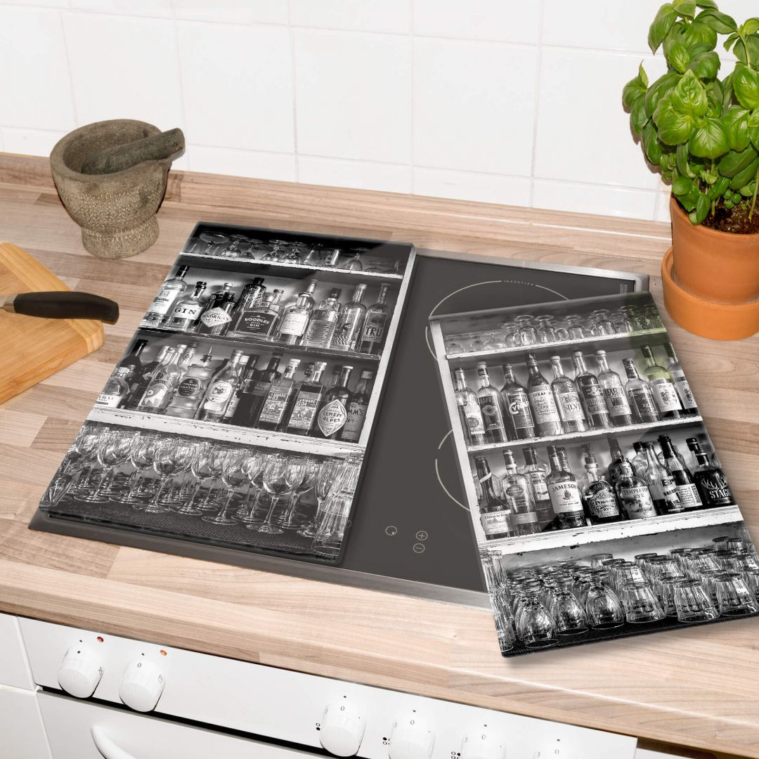 Herdabdeckplatte Klein - The Classic Bar