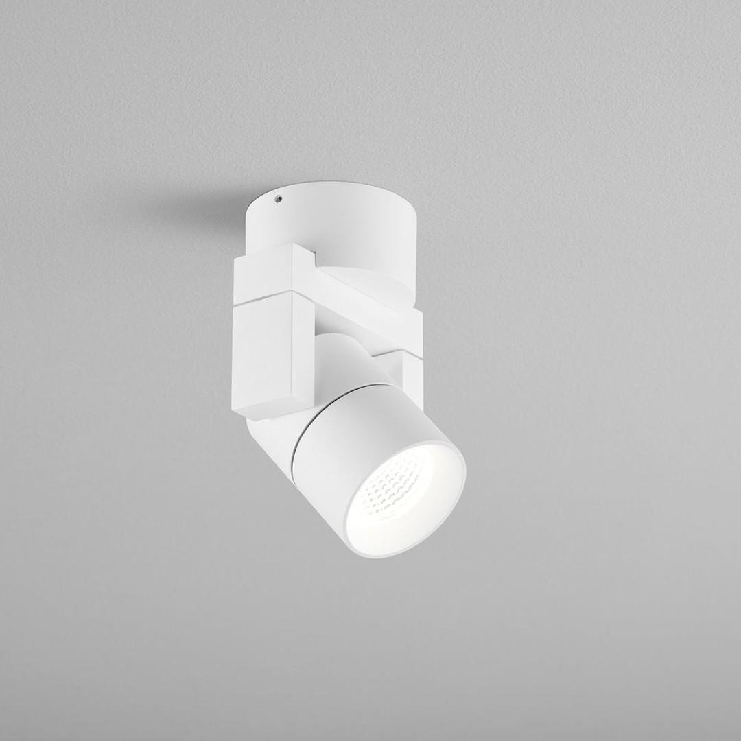 LED Wand- und Deckenleuchte Oz in Weiss-matt 4W 260lm IP54 - CL119993