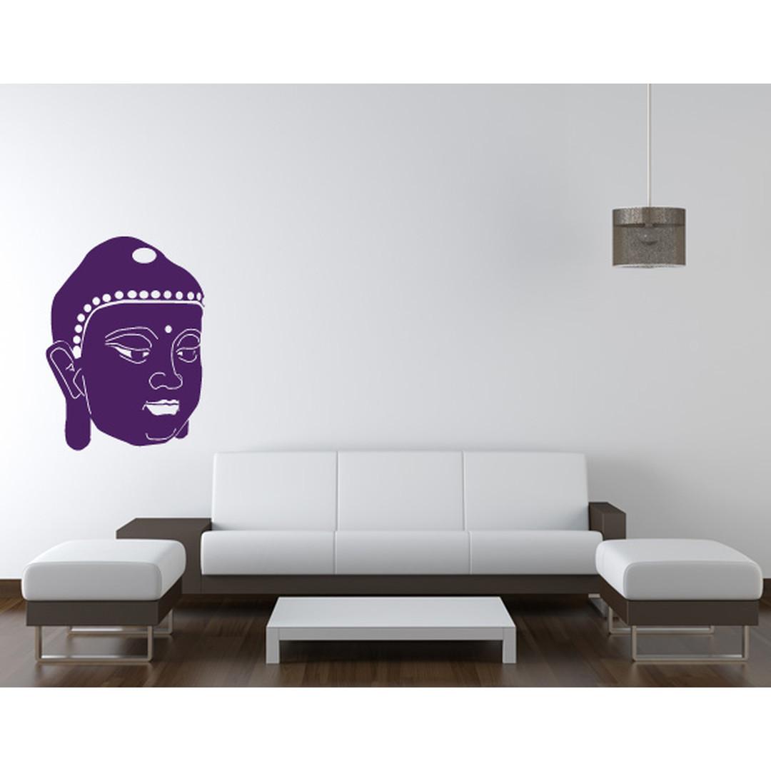 Wandtattoo Buddhagesicht - TD16465