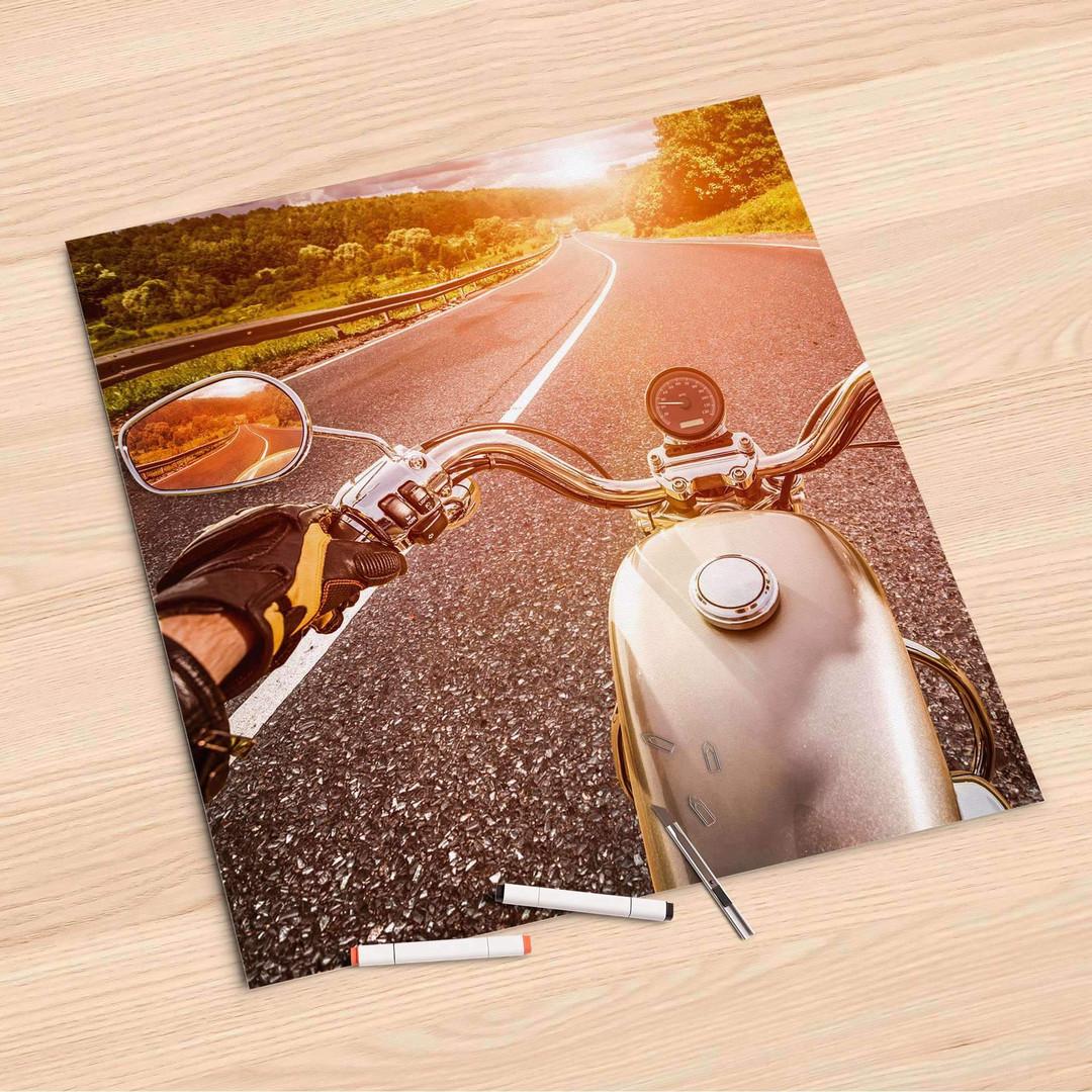 Folienbogen (60x60cm) - Easy Rider - CR107055