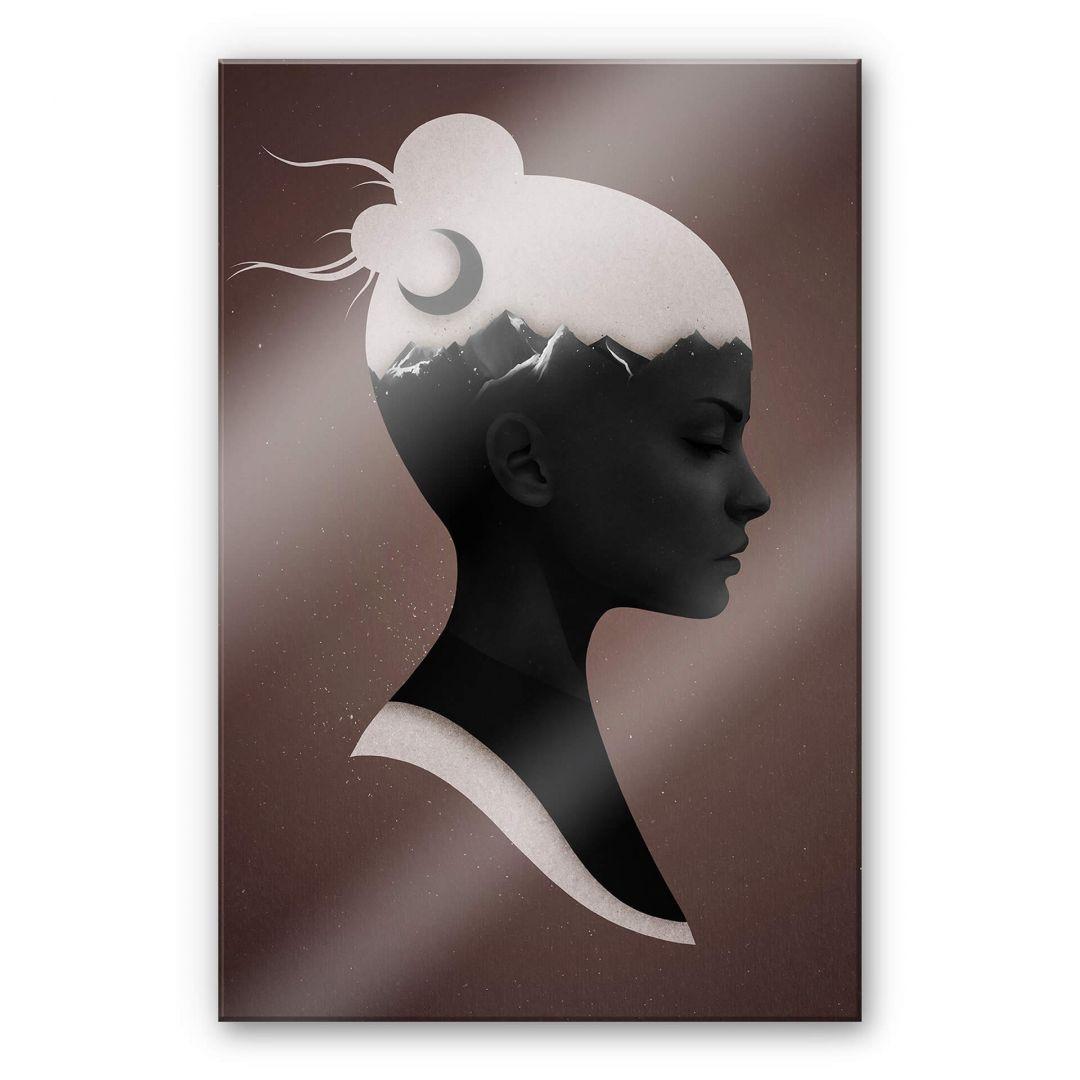 Acrylglasbild Ireland - She just - WA251788