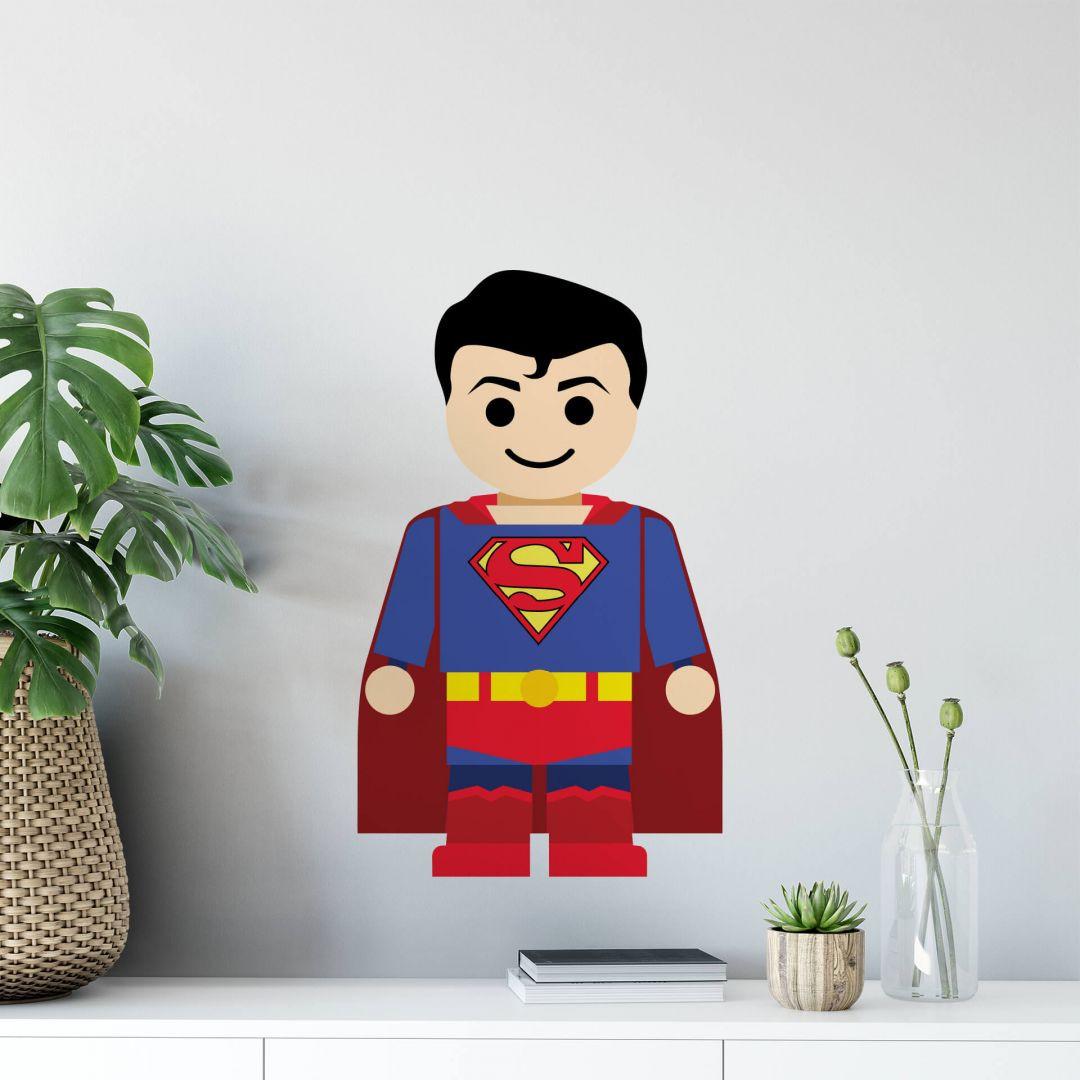 Wandtattoo Gomes - Superman Spielzeug - WA287730