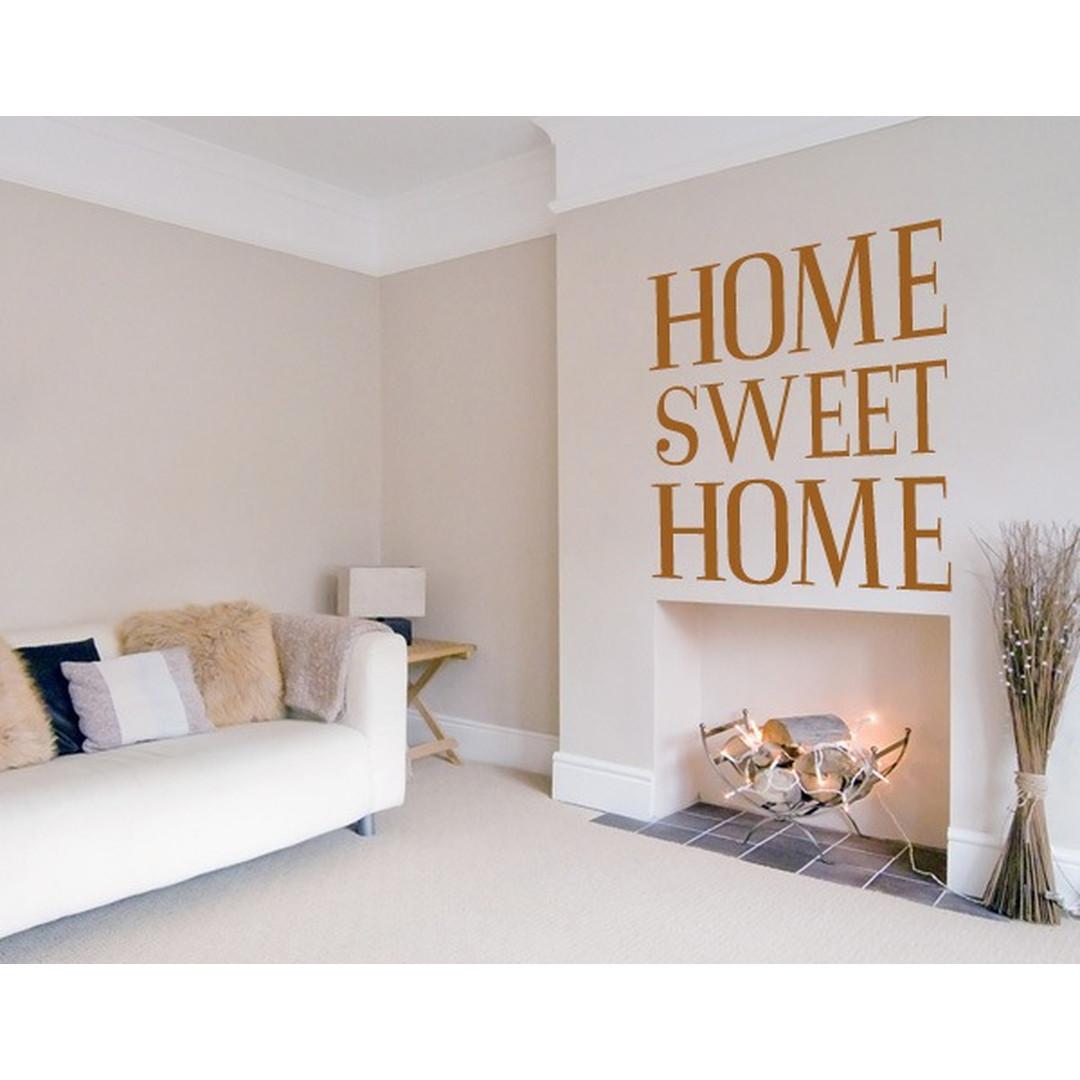Wandtattoo Home sweet home 2 - TD16019