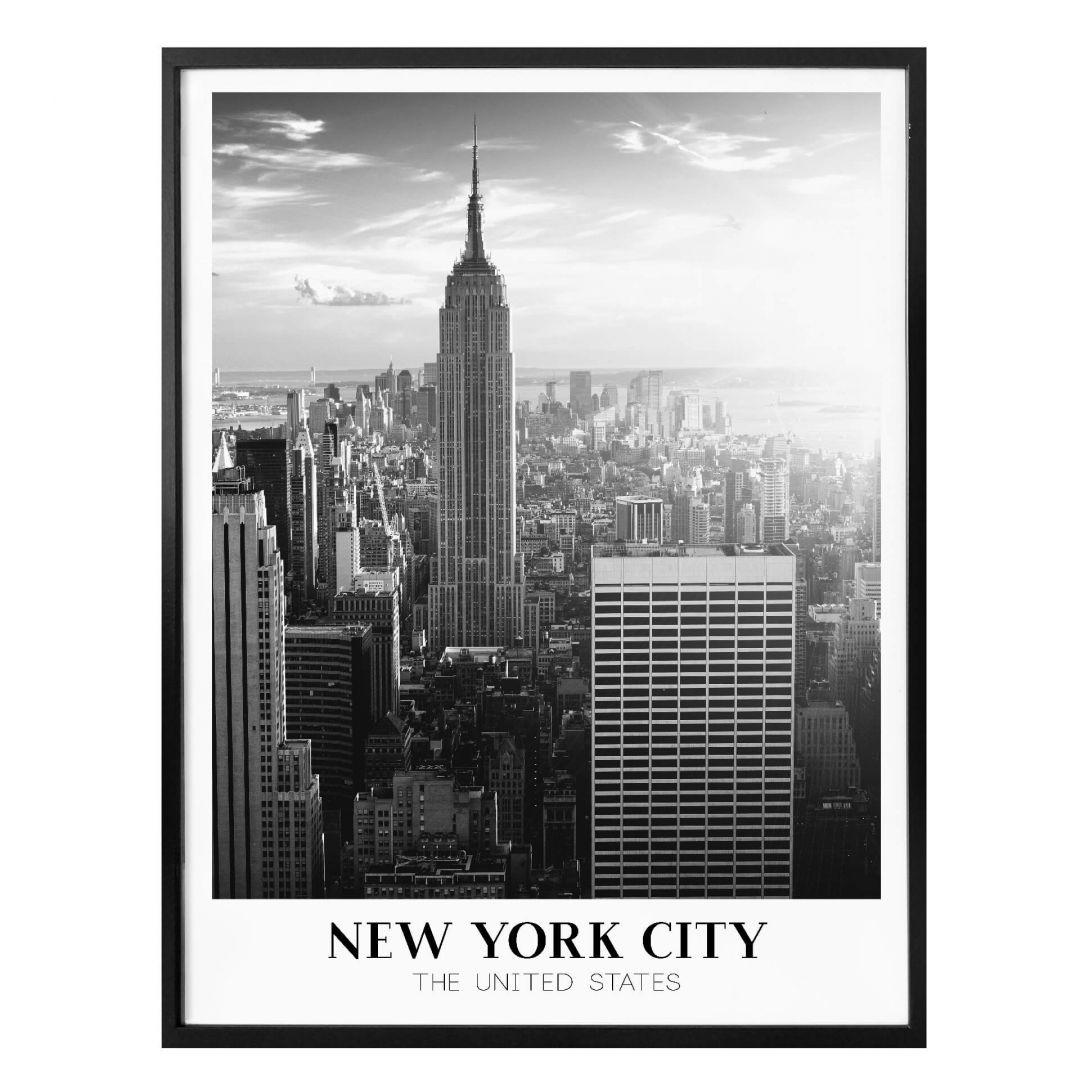 Poster New York City - The United States - WA258720