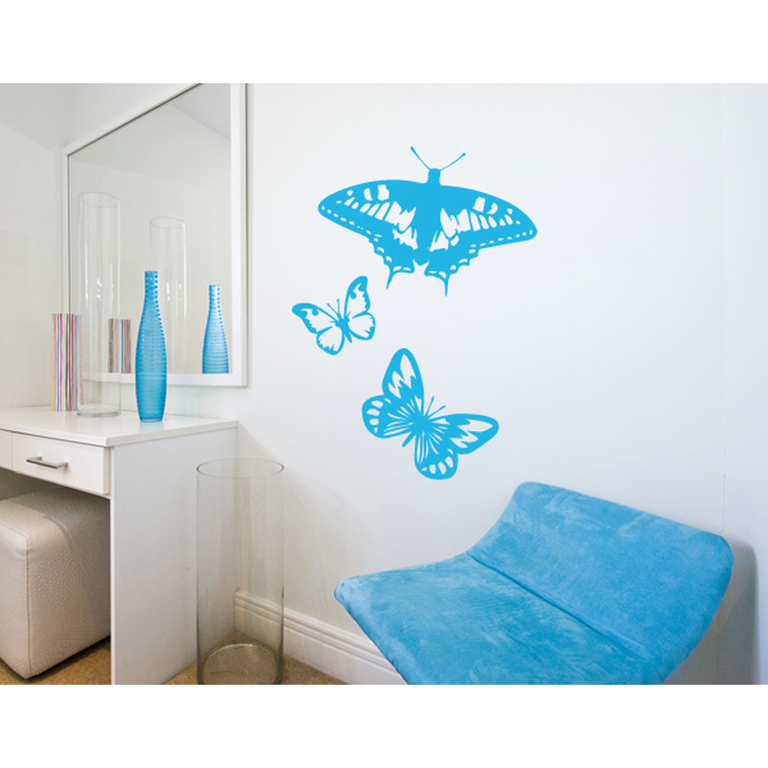 Wandtattoo Butterflies - TD16444