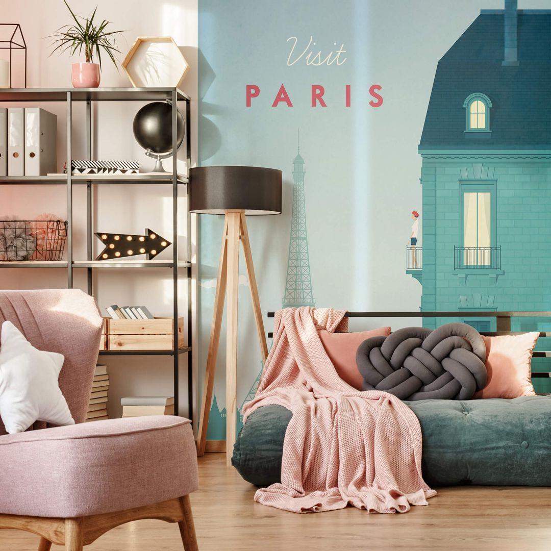 Fototapete Rivers - Paris - WA252595