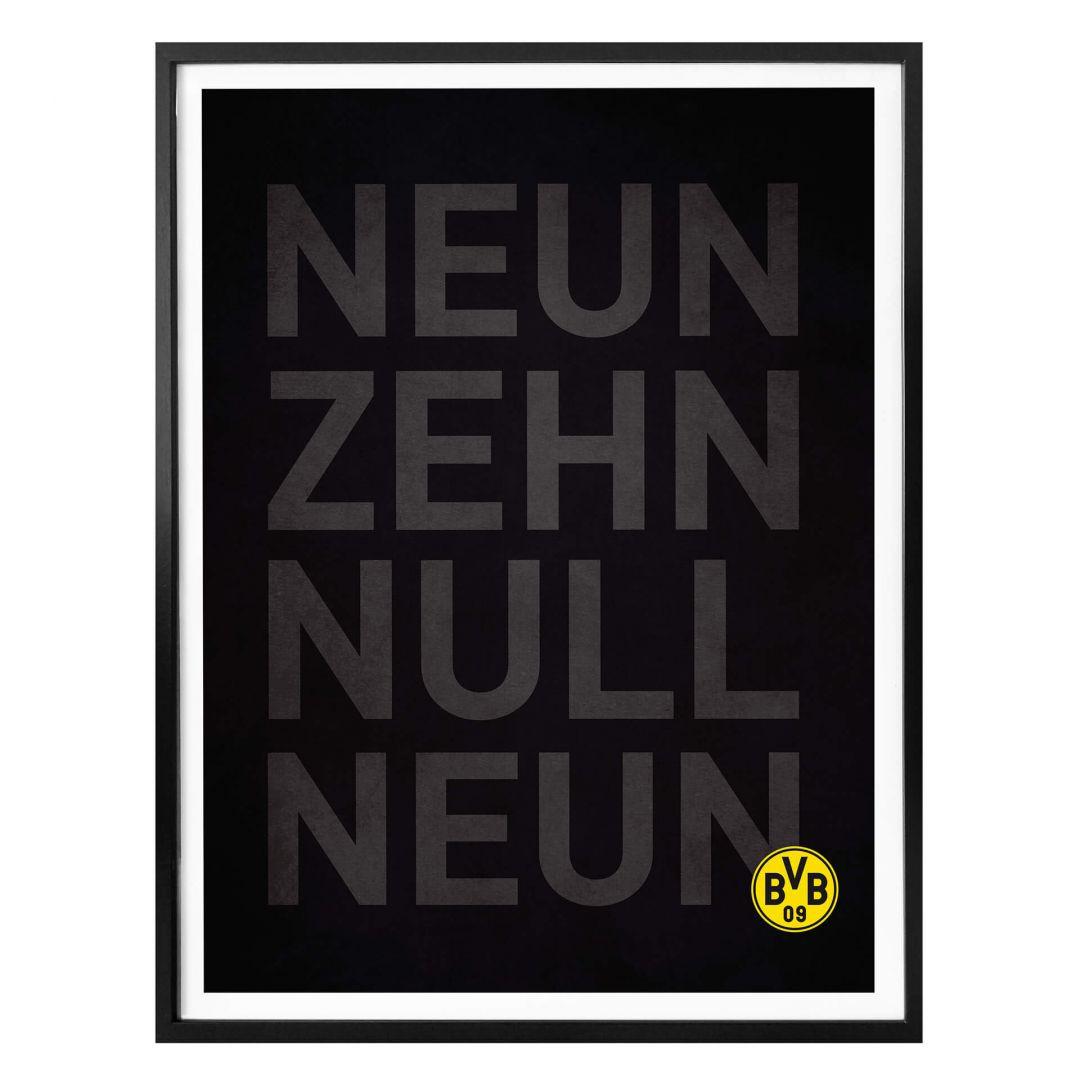 Poster - BVB Neun Zehn Null Neun - WA237151