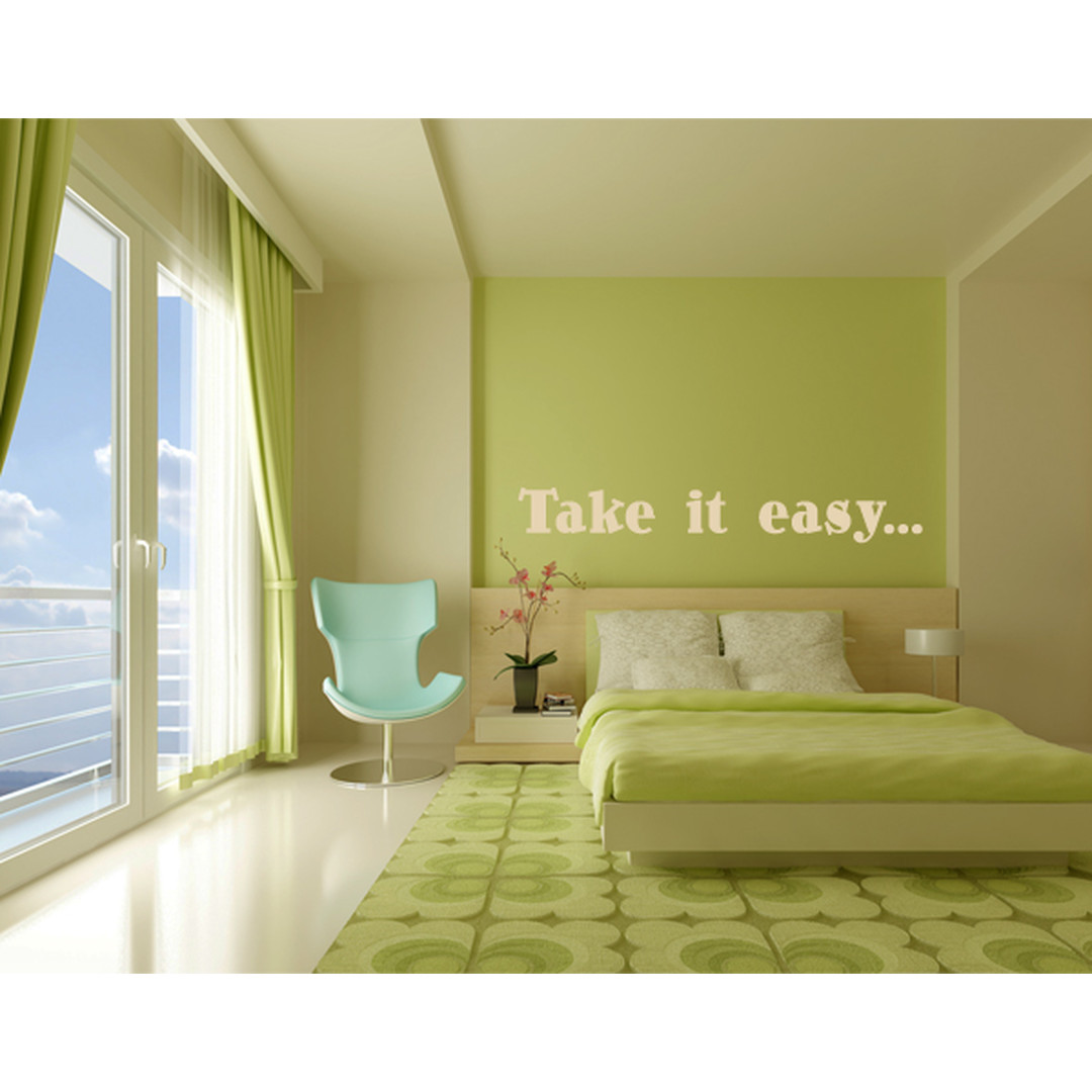 Wandtattoo Take it easy - TD16426