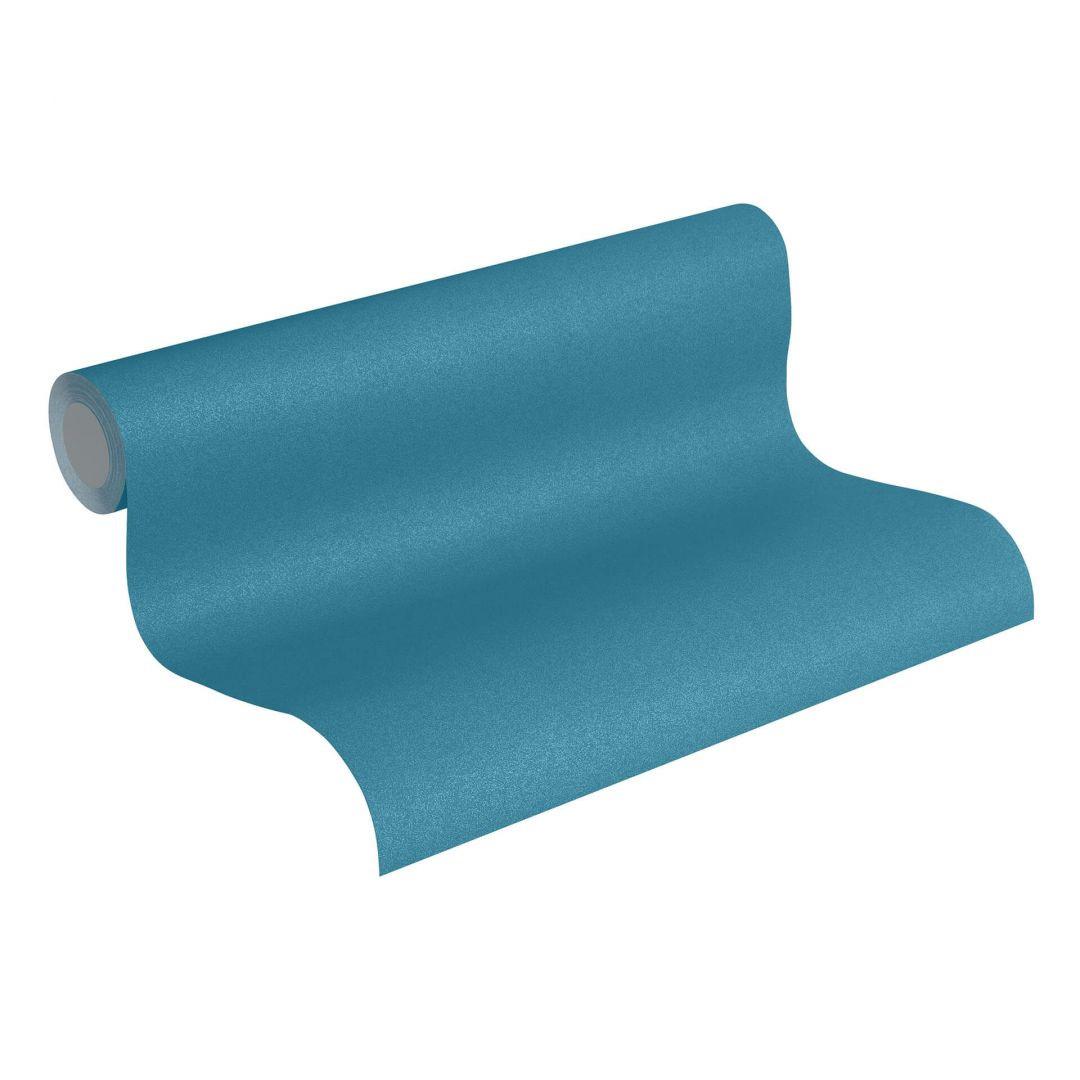 Livingwalls Vliestapete Metropolitan Stories Lizzy London blau, grün - WA255209
