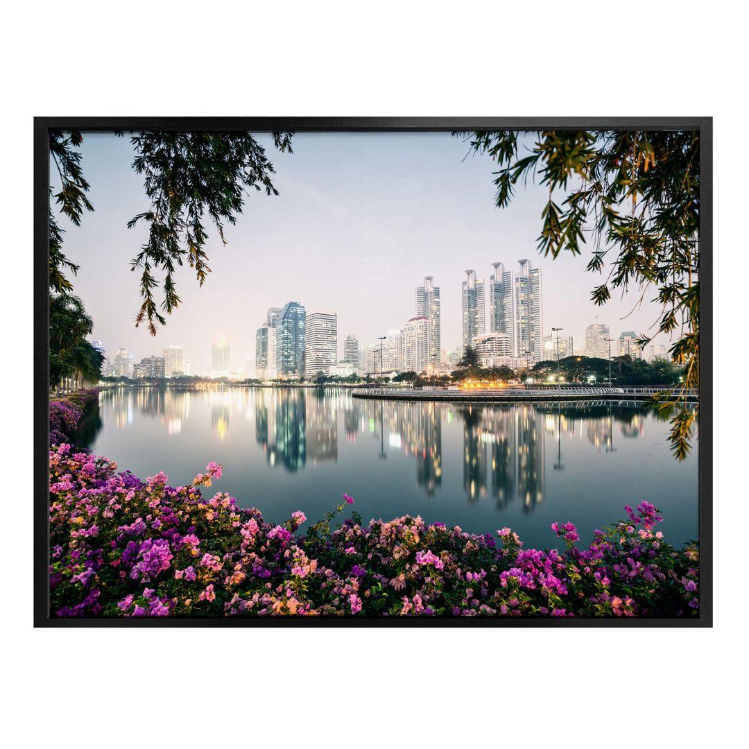 Poster Colombo - Bangkok und seine Lichter - WA257016