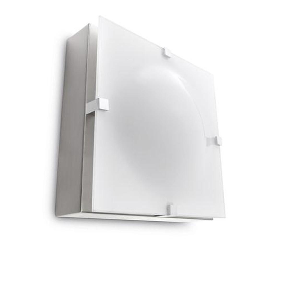 Philips moderne LED Wandaussenleuchte Elysium - dimmbar mit 2700K - CL101841