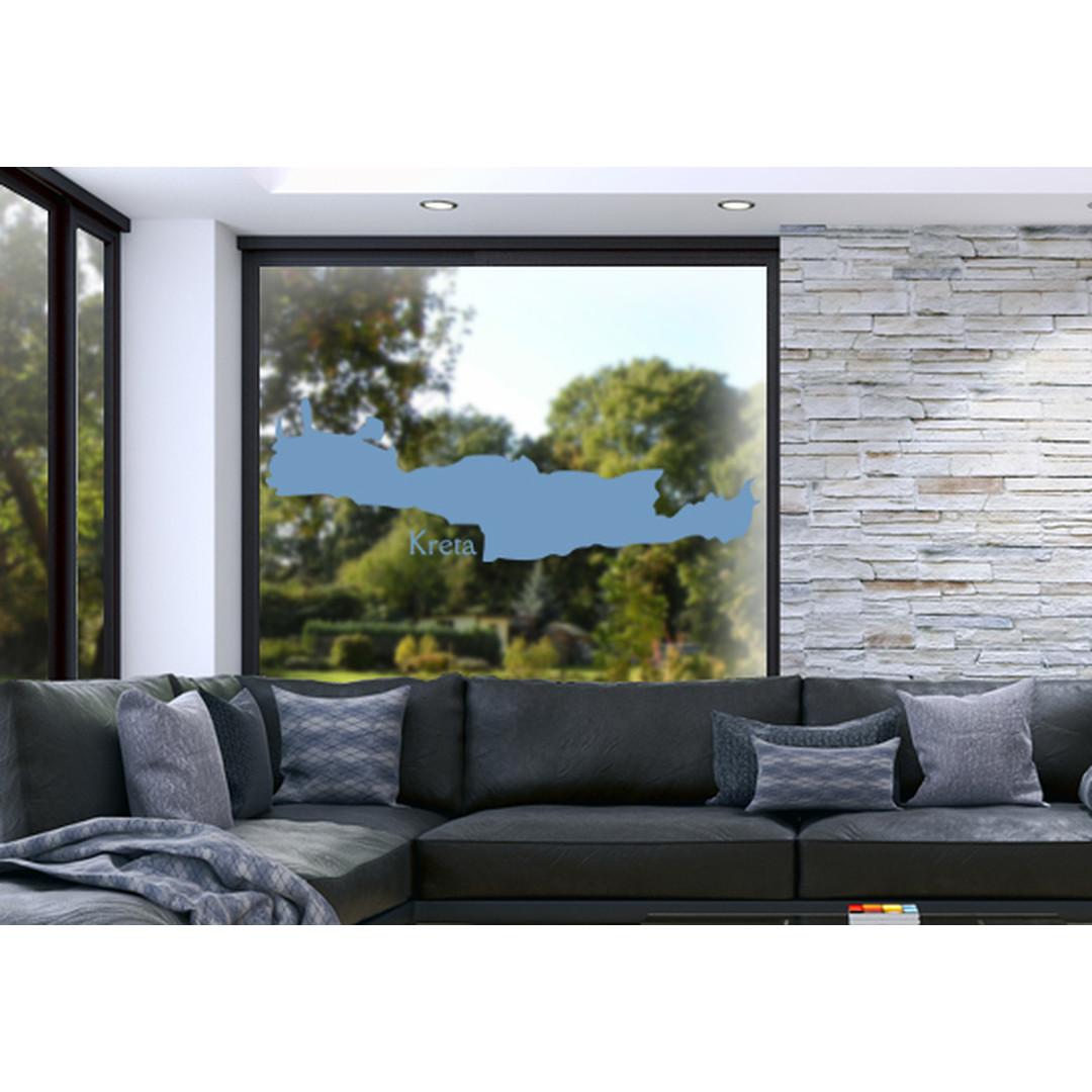Glasdekor Kreta - CG10392