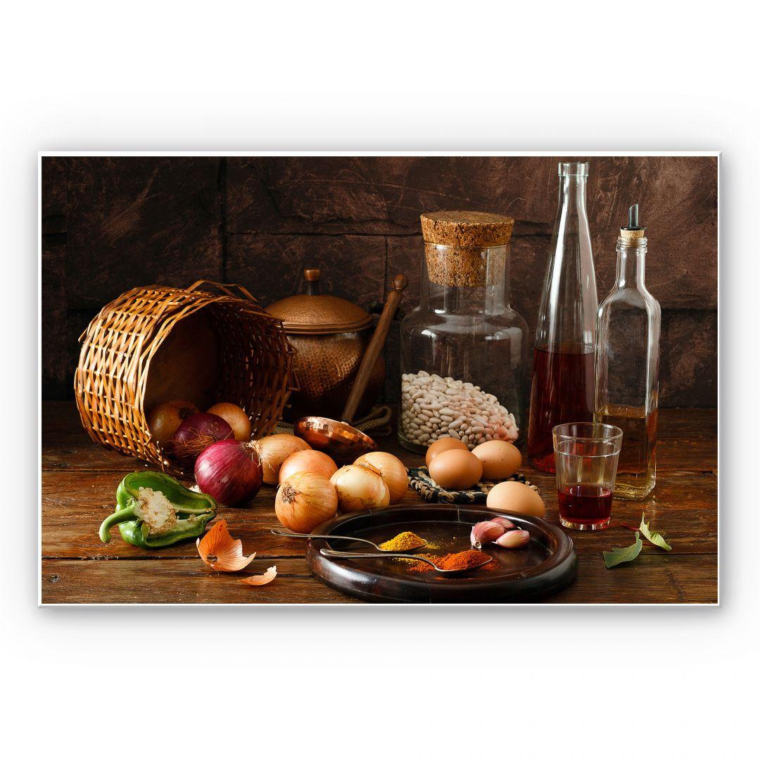 Wandbild Laercio - Ungarische Küche - WA193608