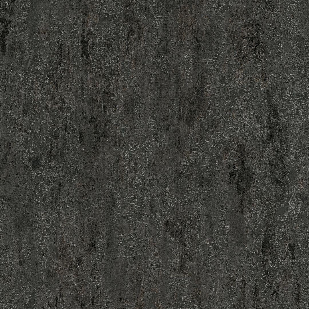 A.S. Création Vliestapete il Decoro Tapete in Vintage Optik grau, metallic, schwarz - WA268415