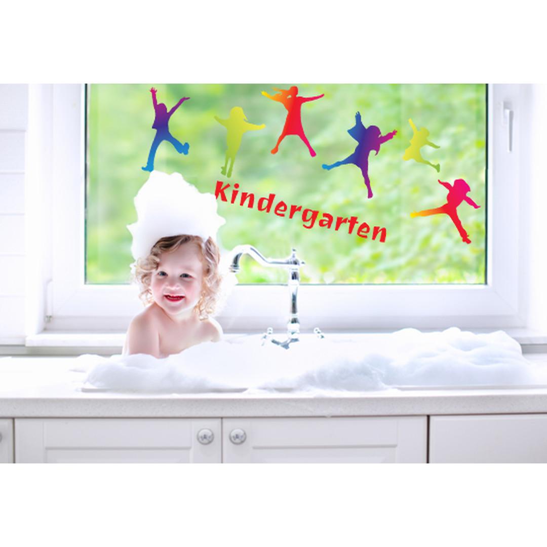Fenstersticker Kinderparty - CG10303