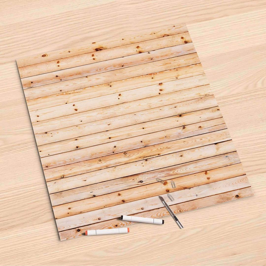 Folienbogen (60x60cm) - Bright Planks - CR107036
