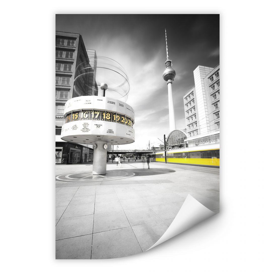 Wallprint Berlin Alexanderplatz - WA181342