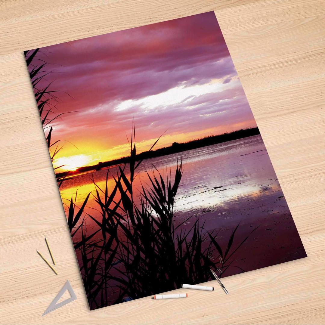 Folienbogen (100x150cm) - Dream away - CR106147