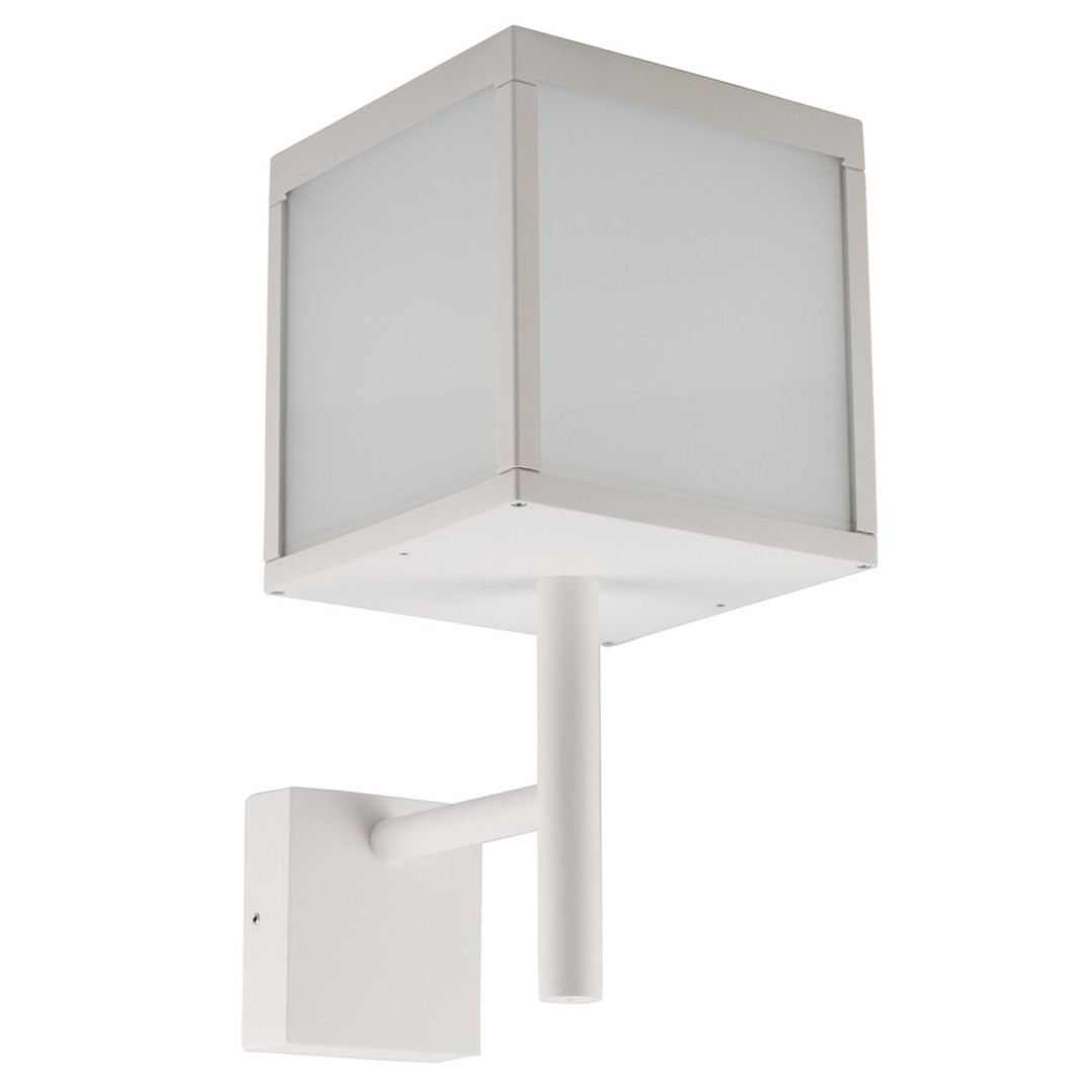 LED Wandleuchte Ravenna 3000K 500lm IP54 in Weiss - CL119973