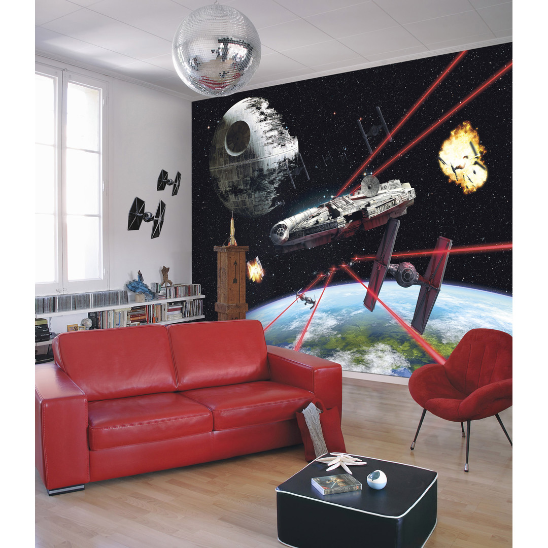 Fototapete Star Wars Millennium Falcon - KO8-489