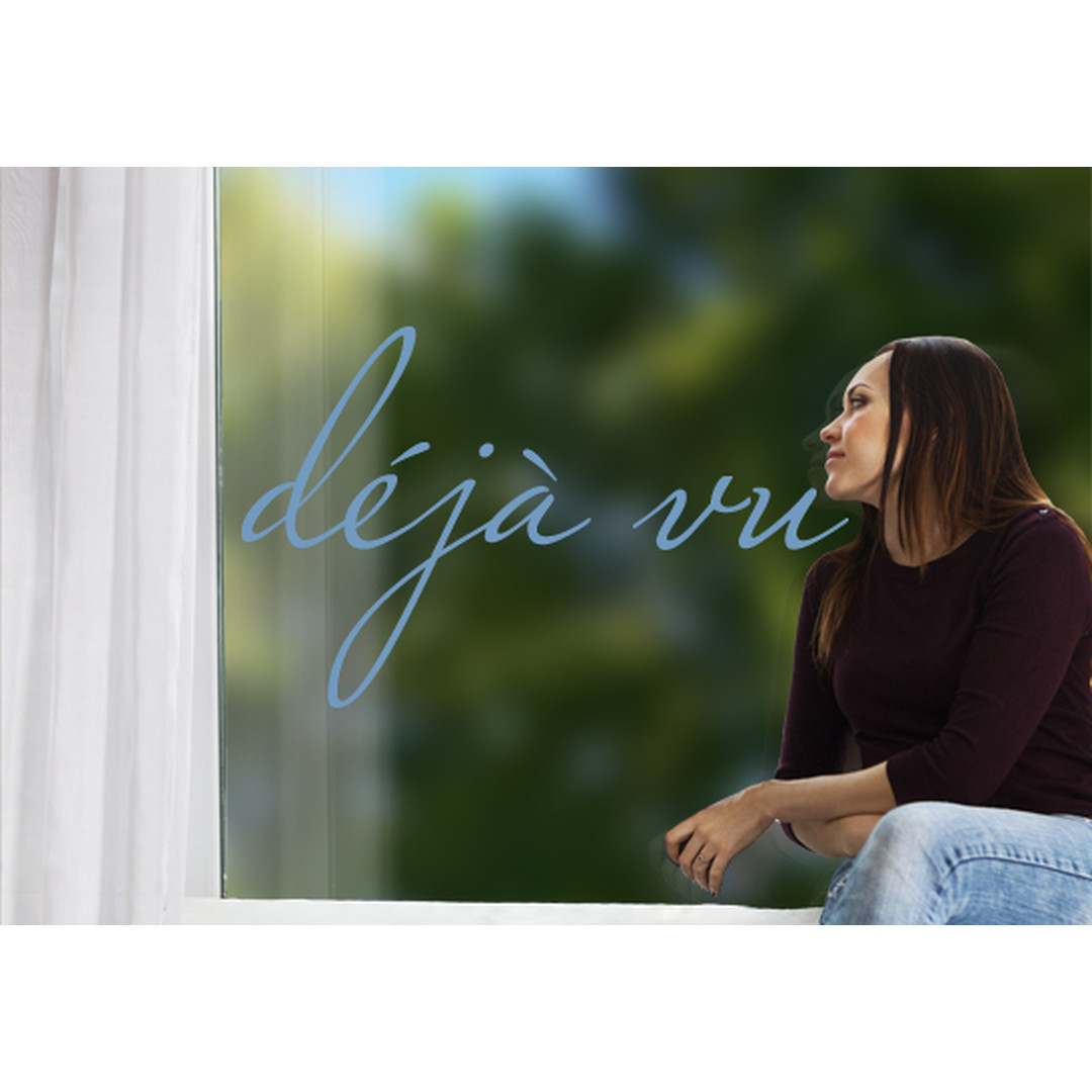 Glasdekor déjà vu - CG10396