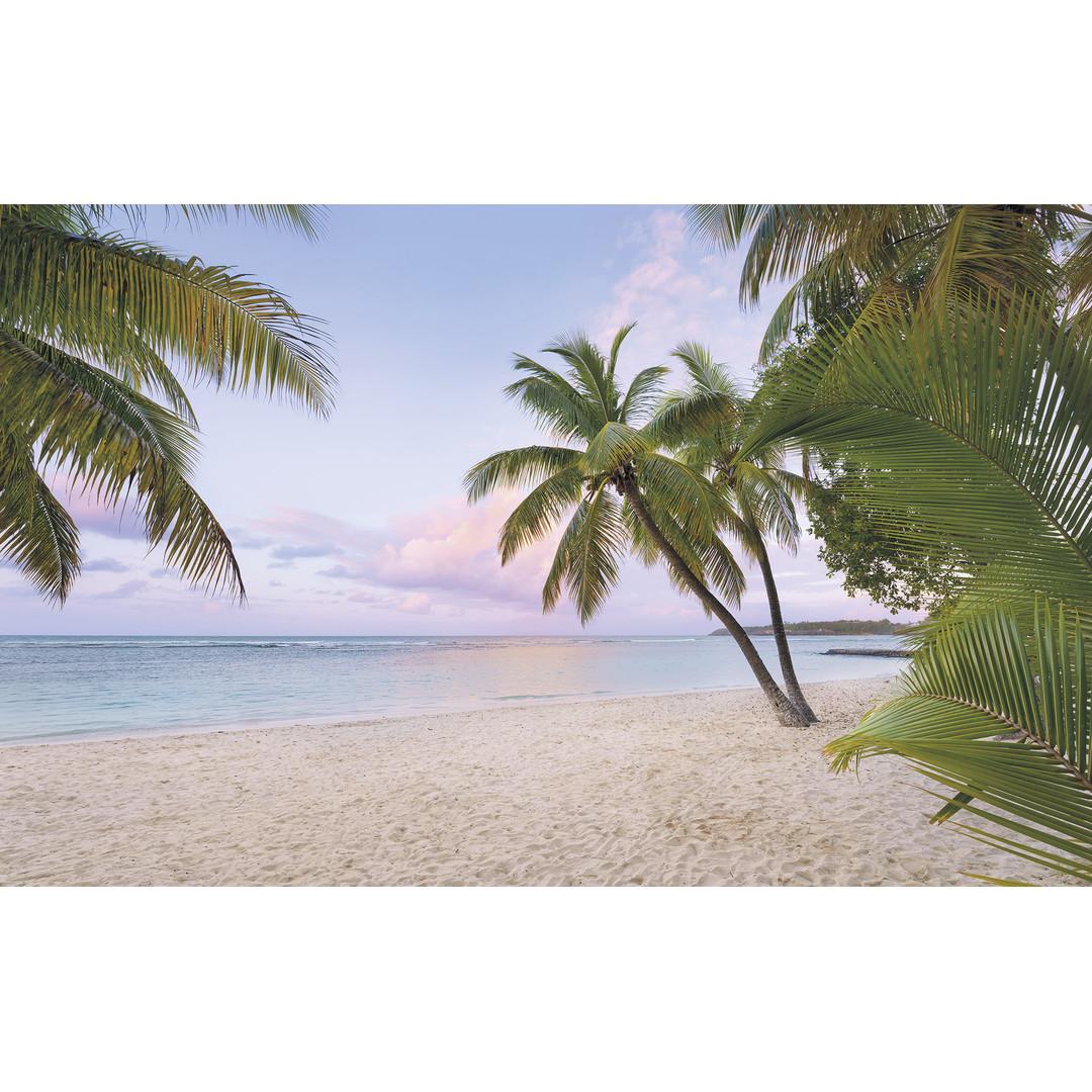 Sonderanfertigung Exklusive Vliestapete Paradise Morning - KOSH086-VD4-ONE