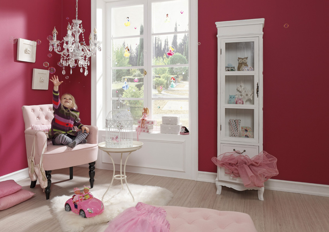 Fenstersticker Princess - KO16402