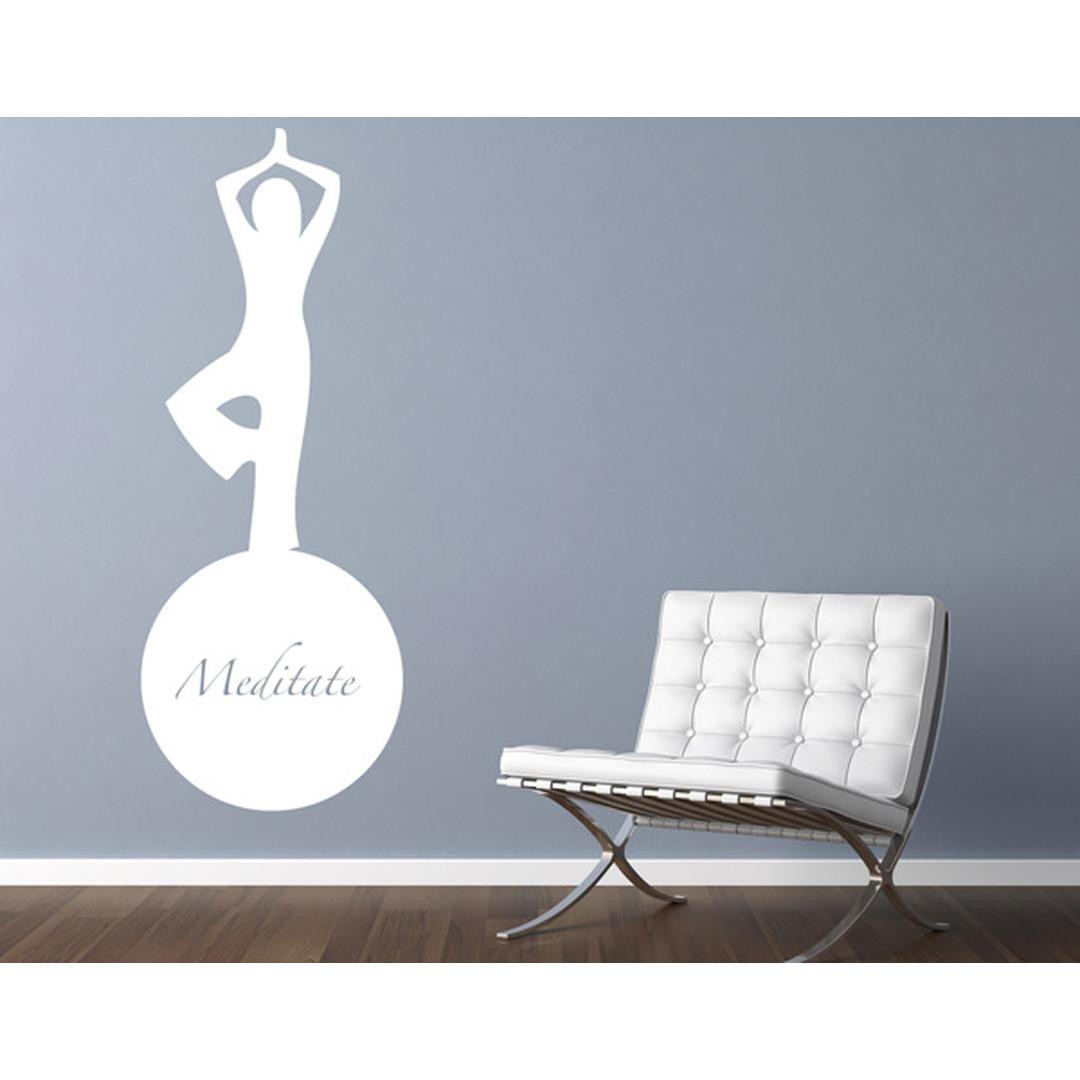 Wandtattoo Meditate - TD16600