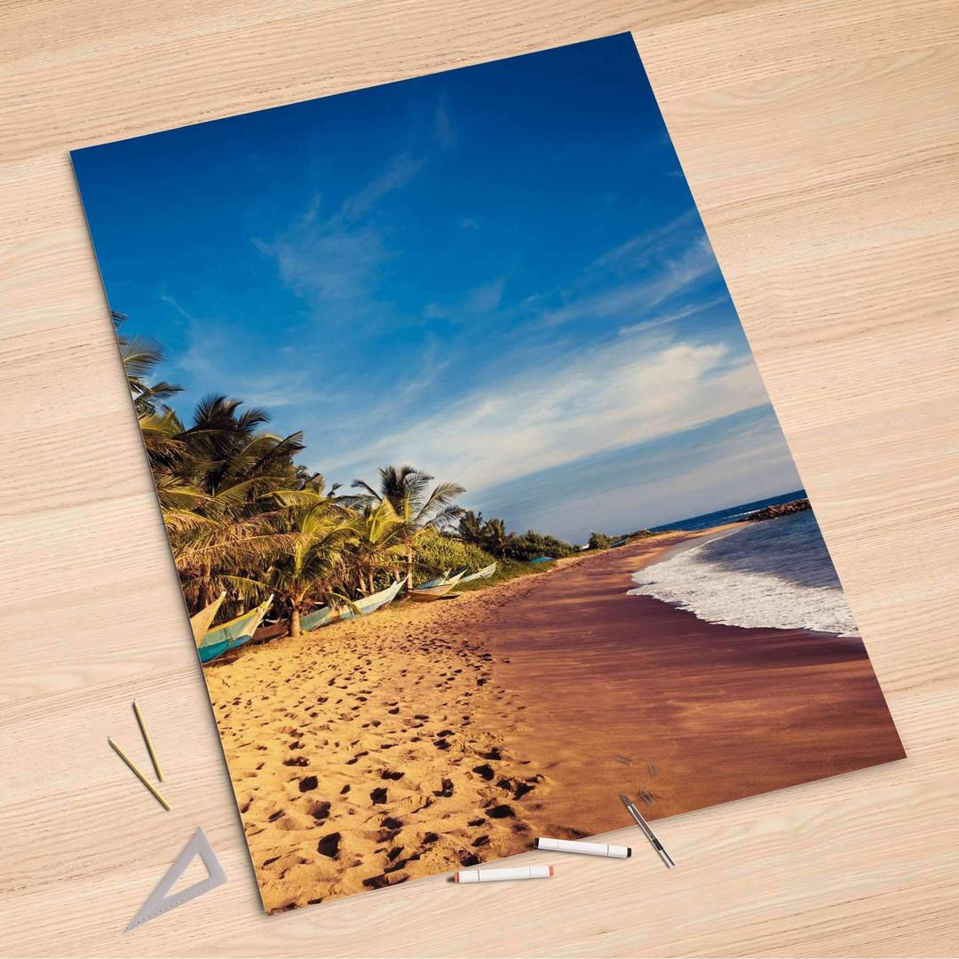 Folienbogen (100x150cm) - Longboat Beach - CR106212
