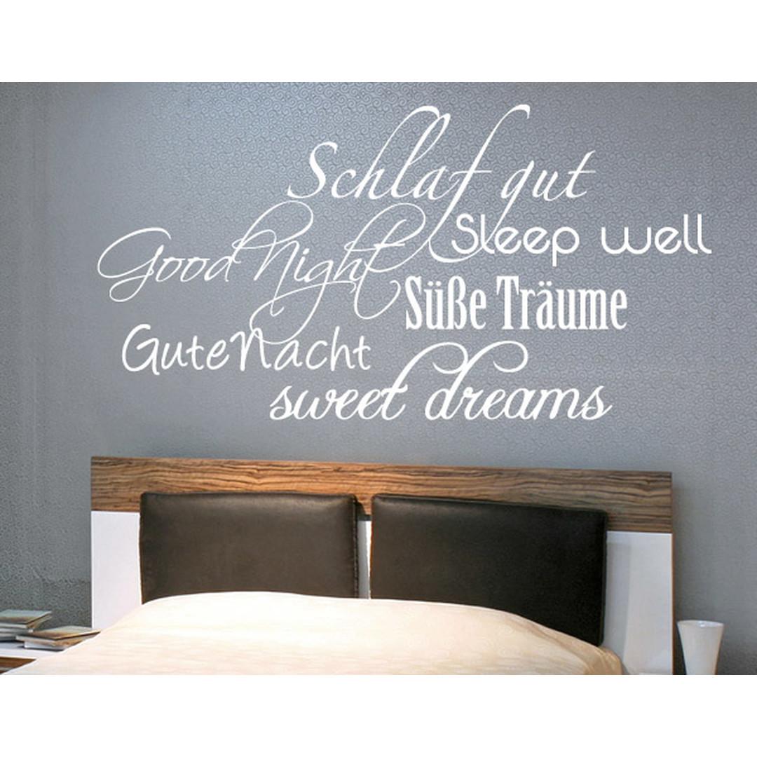 Wandtattoo Sweet dreams - TD16003