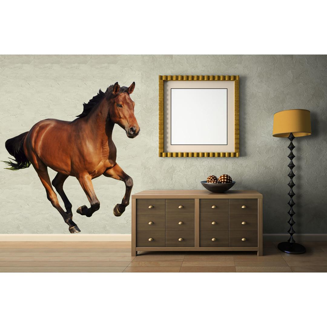 Wandtattoo The Running Horse - CG10132