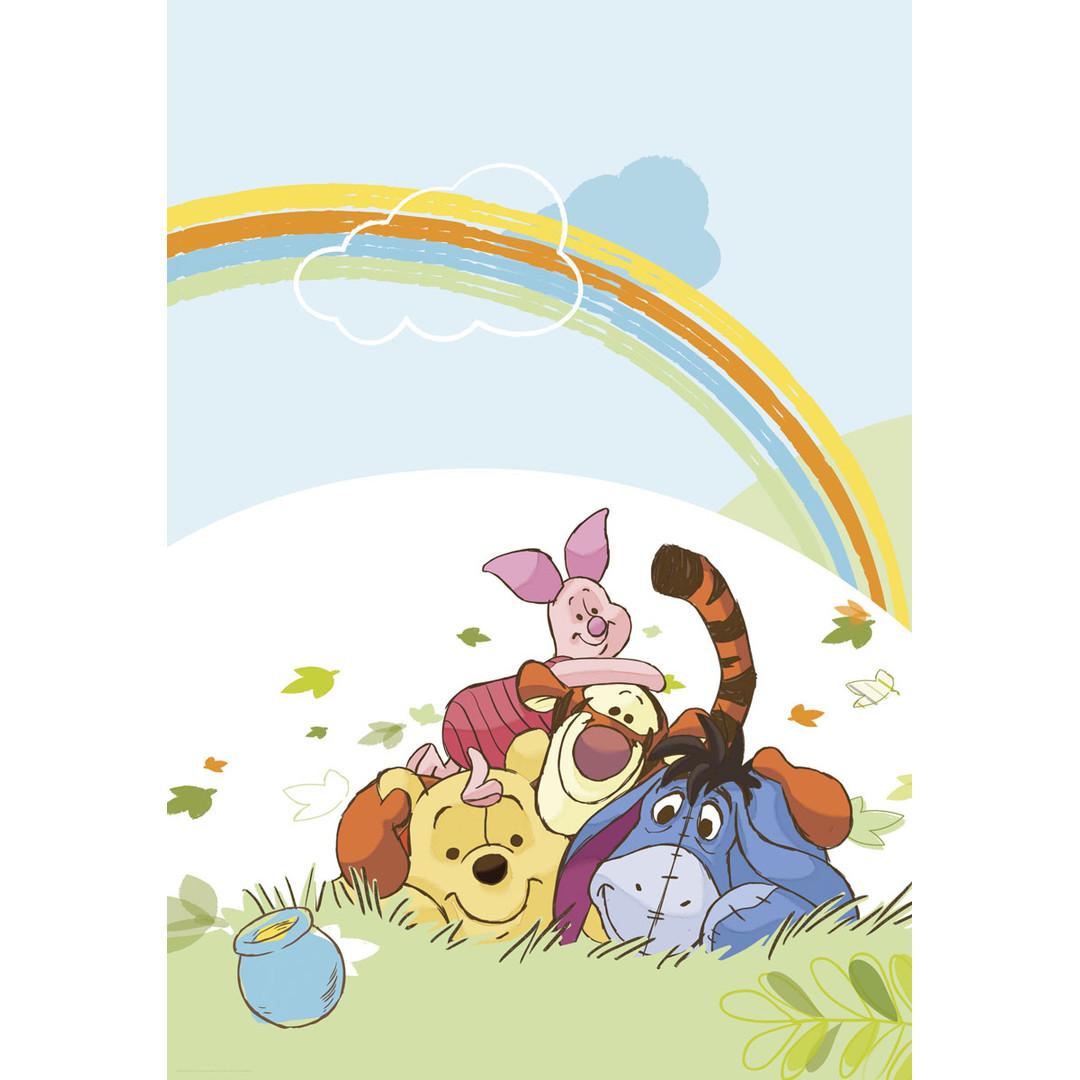 Papiertapete Winnie Pooh - KO1-446