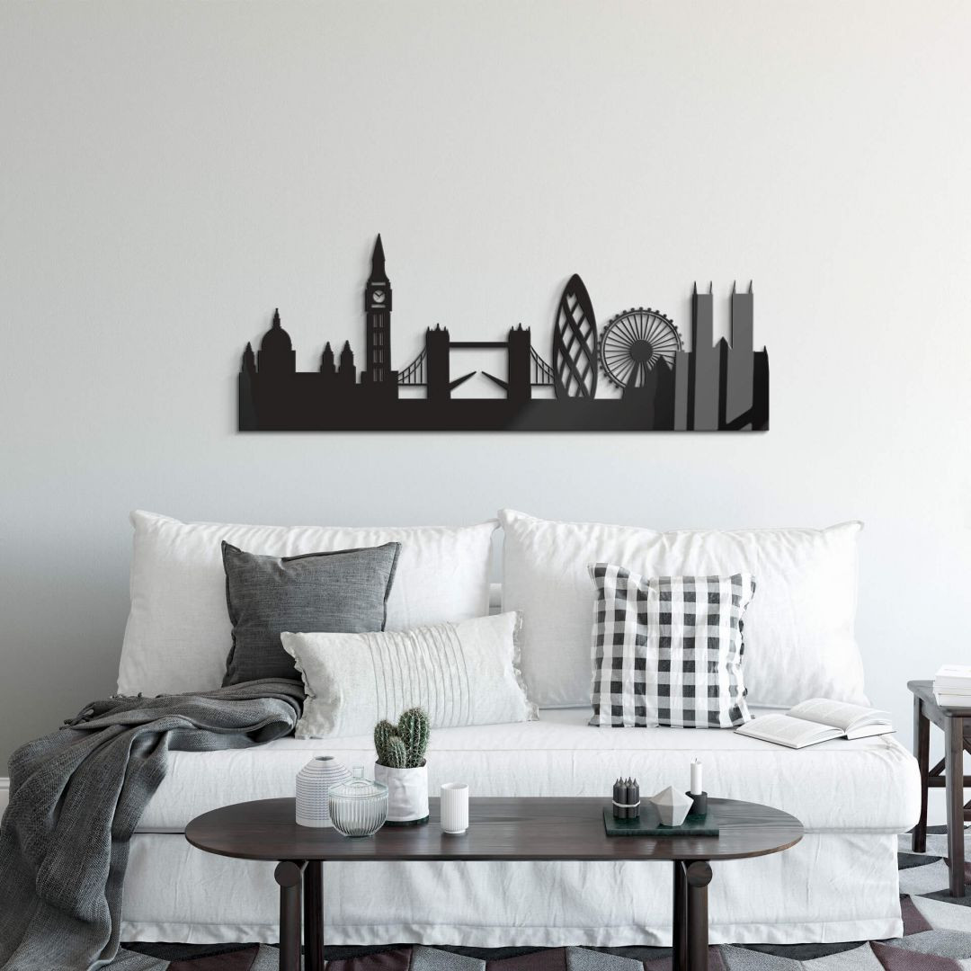 Acryldeko Skyline London - WA251502