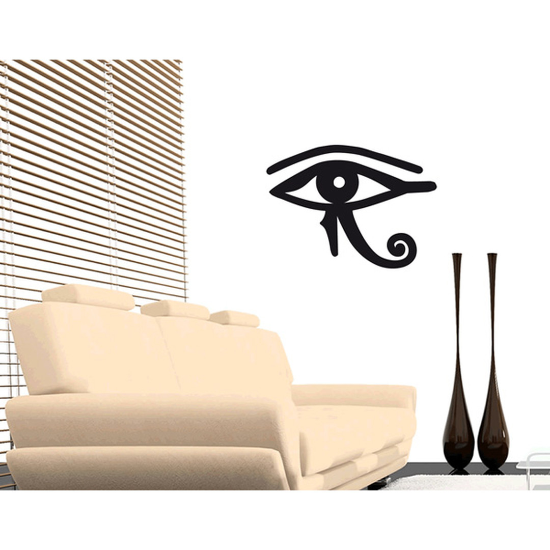 Wandtattoo Eye of Ra Power symbol - TD16354