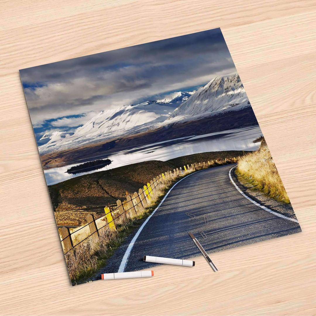 Folienbogen (60x60cm) - New Zealand - CR107139