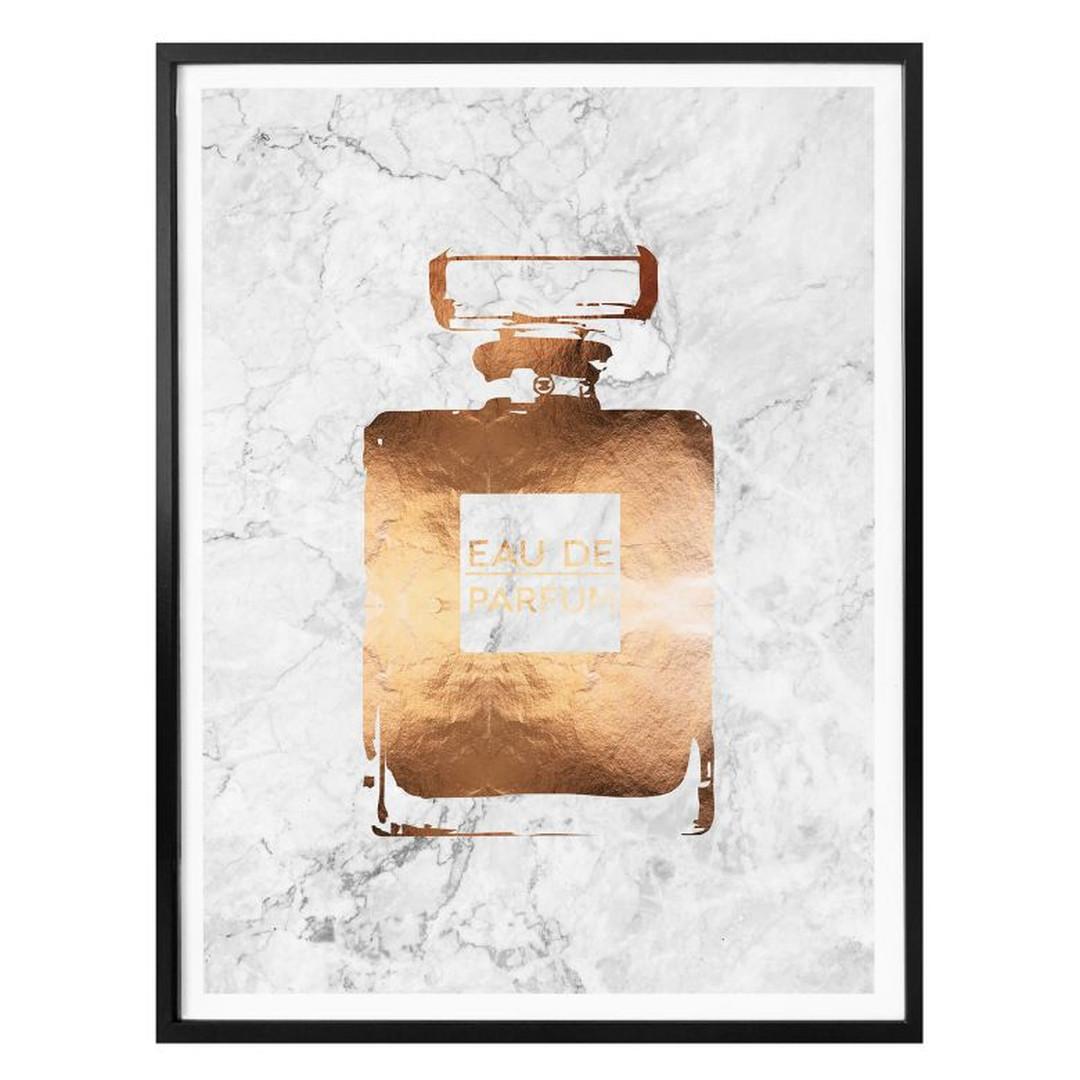 Poster Kupfer - Eau de Parfum - WA239018