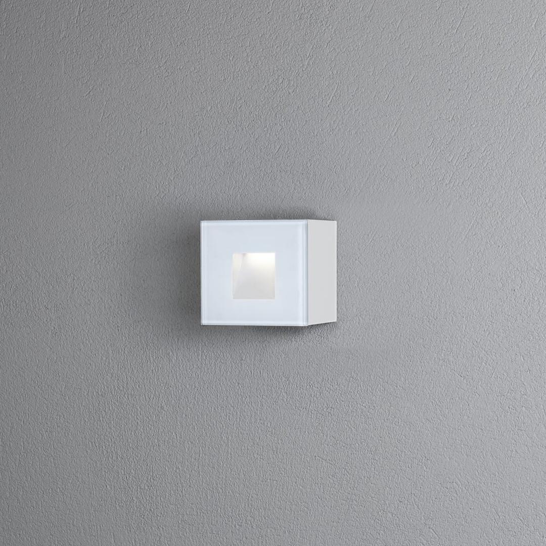 LED Chieri Ein- und Aufbauleuchte in Weiss 1.5W 180lm IP54 - CL130022