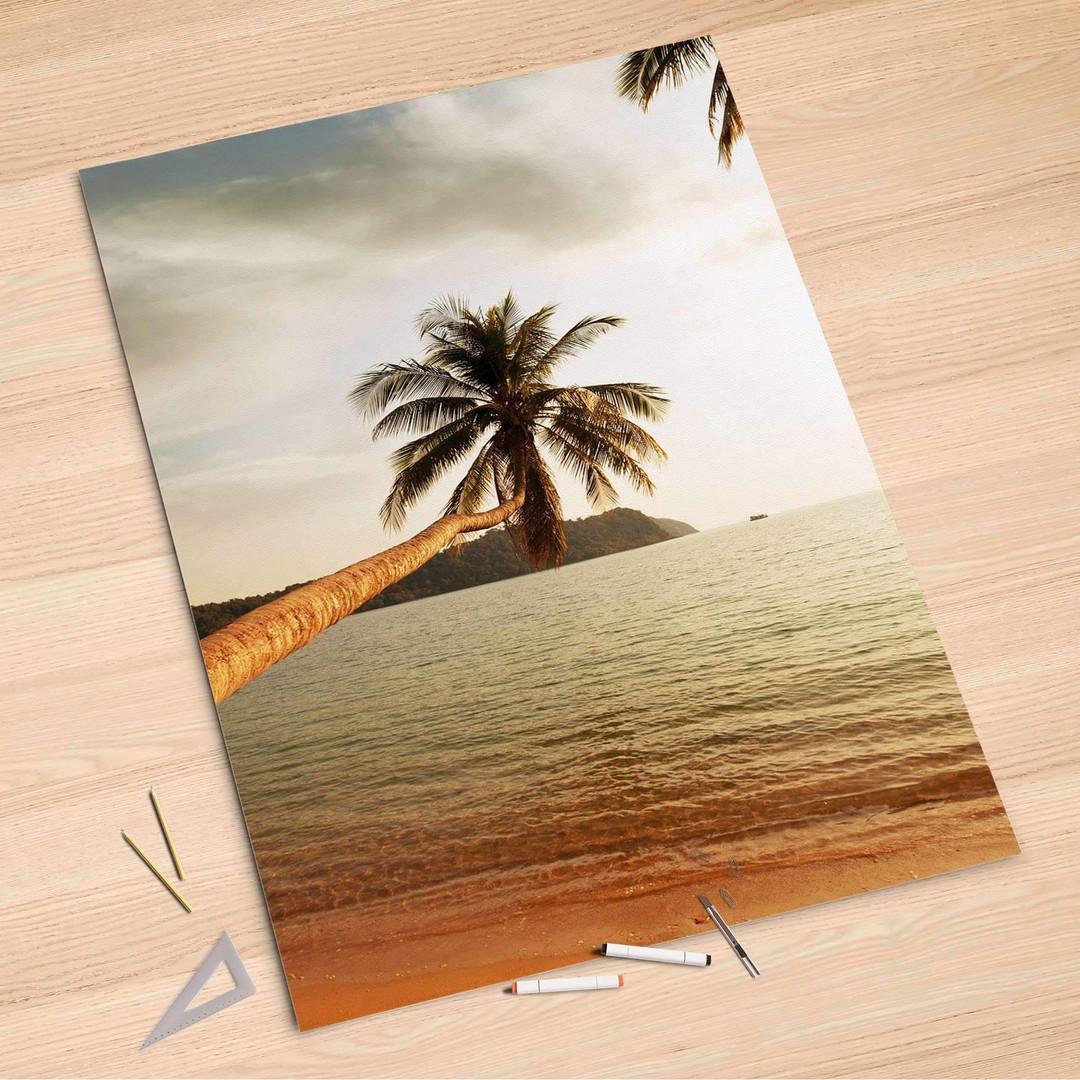 Folienbogen (100x150cm) - Paradise - CR106235