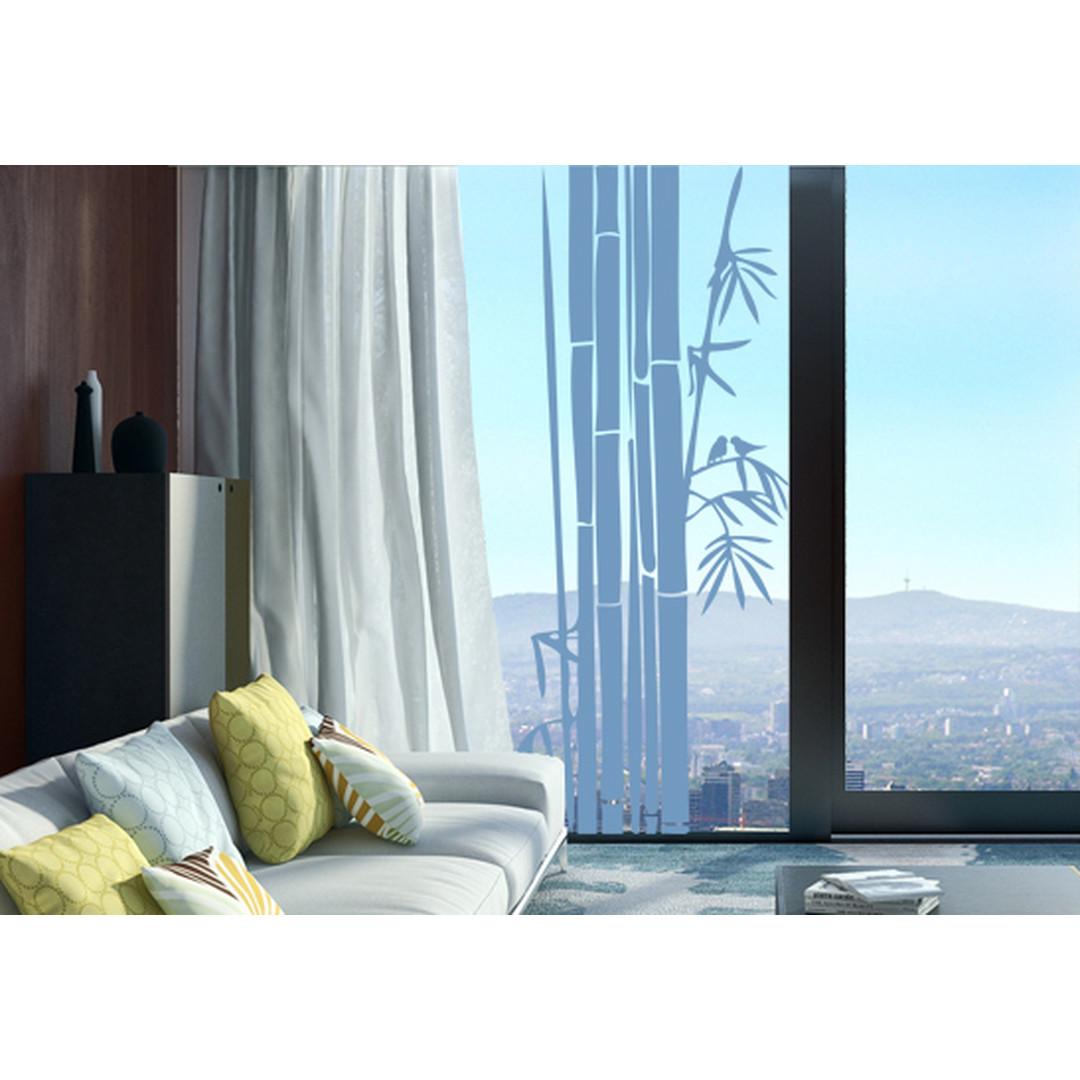 Glasdekor Bambusstrauch - CG10465