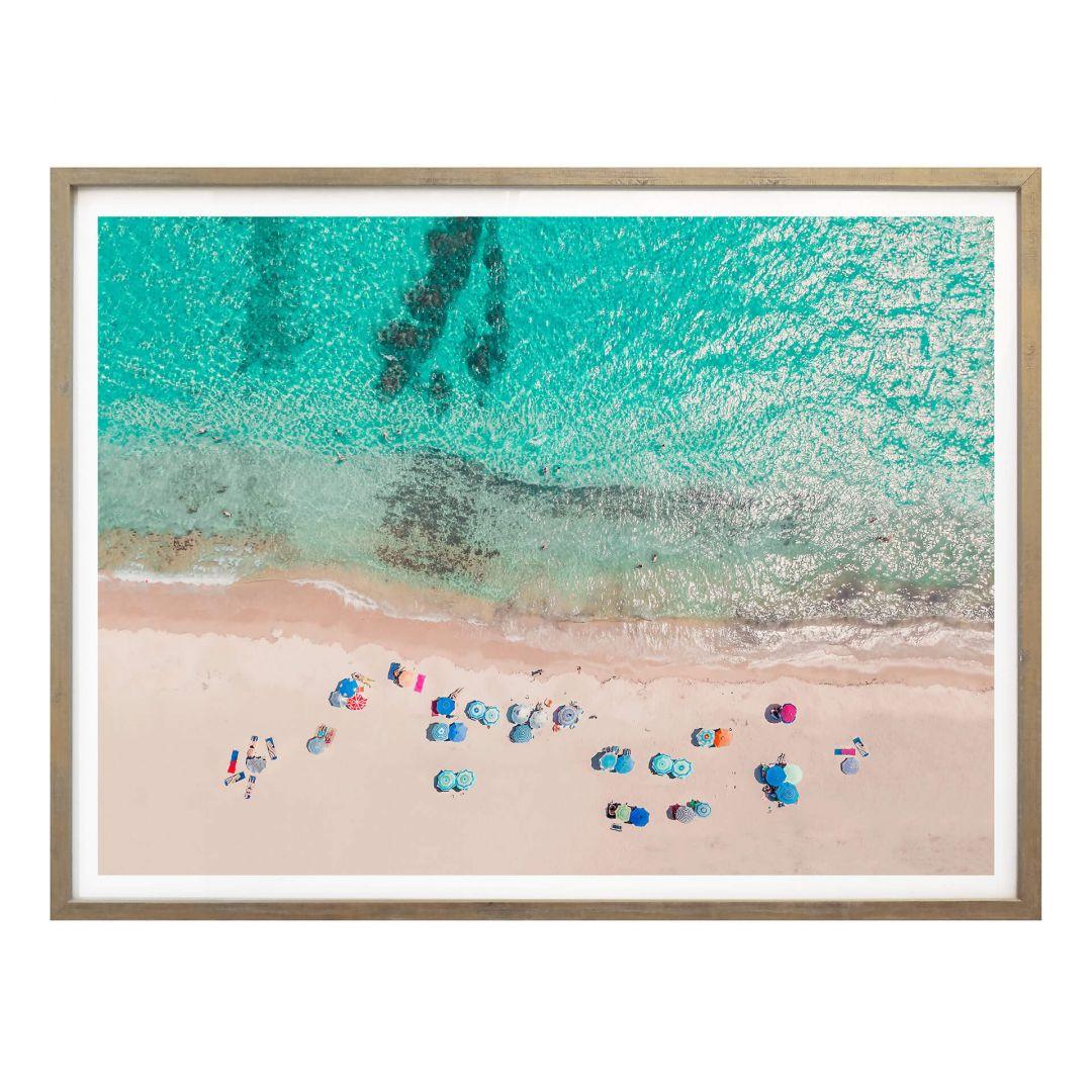 Poster Sisi & Seb - Am Strand - WA258939