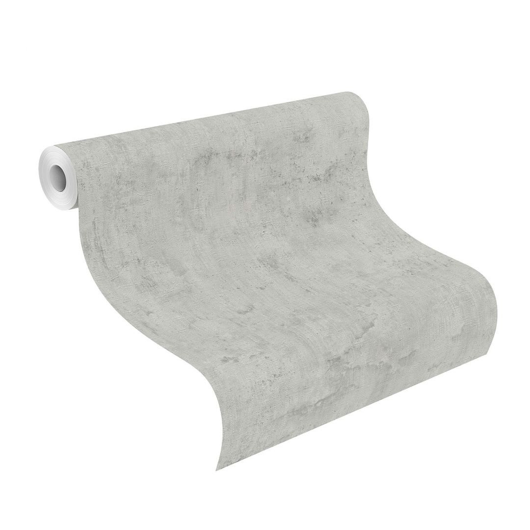 Rasch Vliestapete #Tapetenwechsel betongrau - WA259410