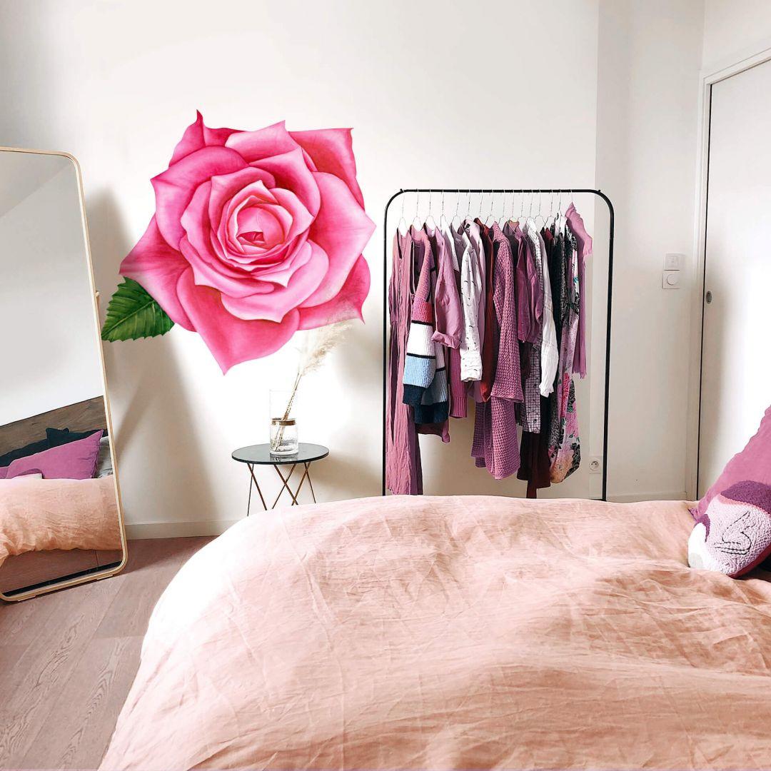 Wandtattoo Rosa Rose XXL - WA284015