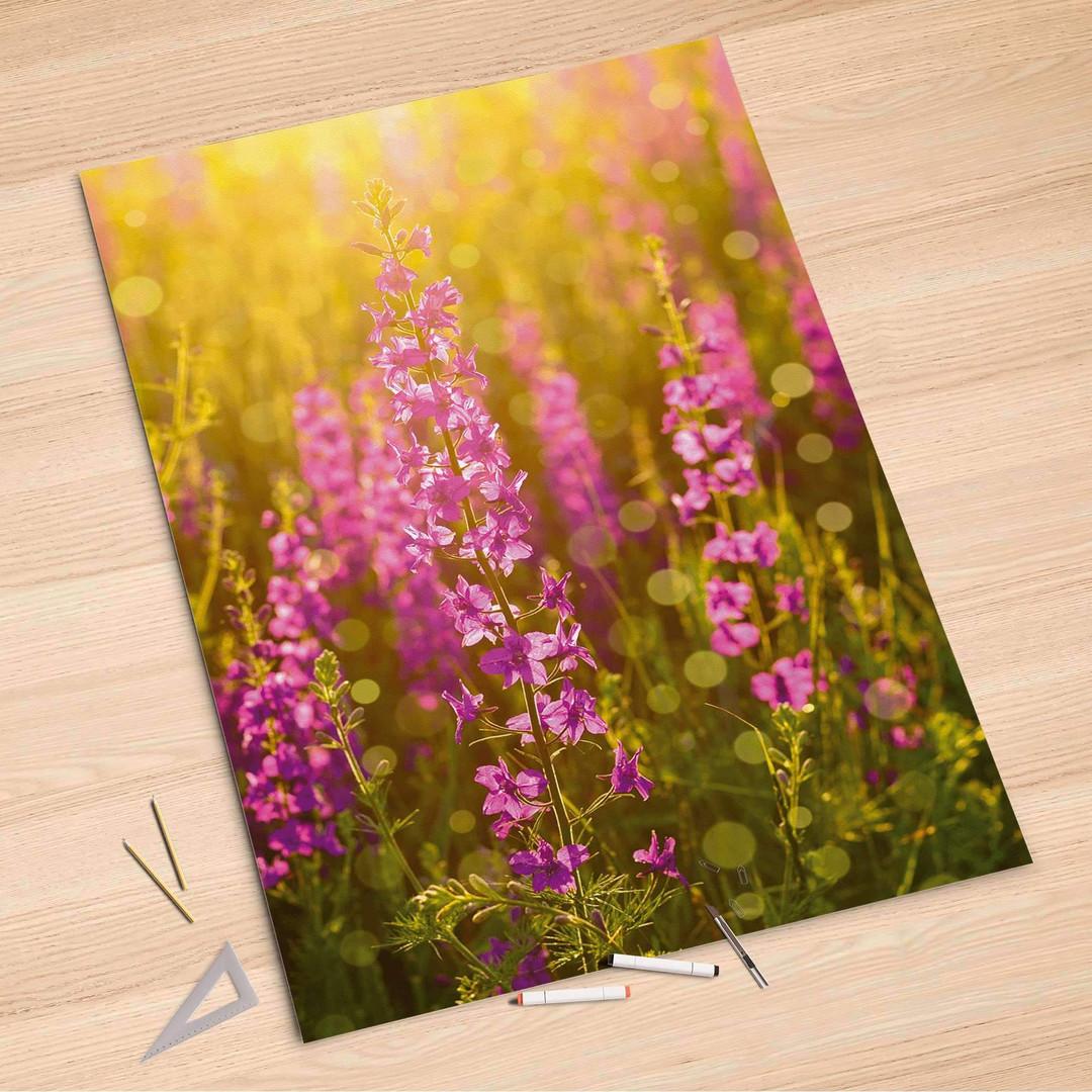 Folienbogen (100x150cm) - Flower Meadow - CR106169