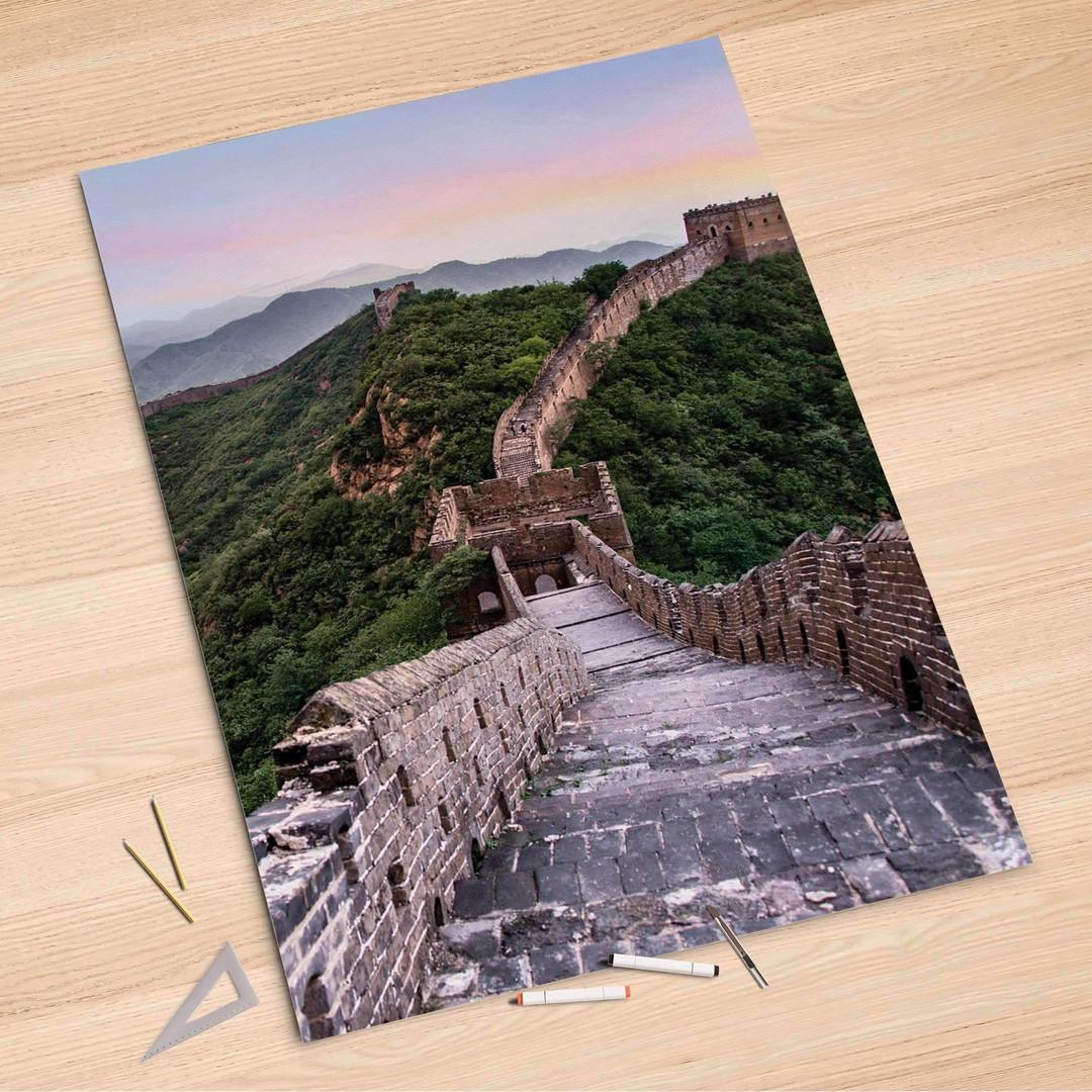 Folienbogen (100x150cm) - The Great Wall - CR106290