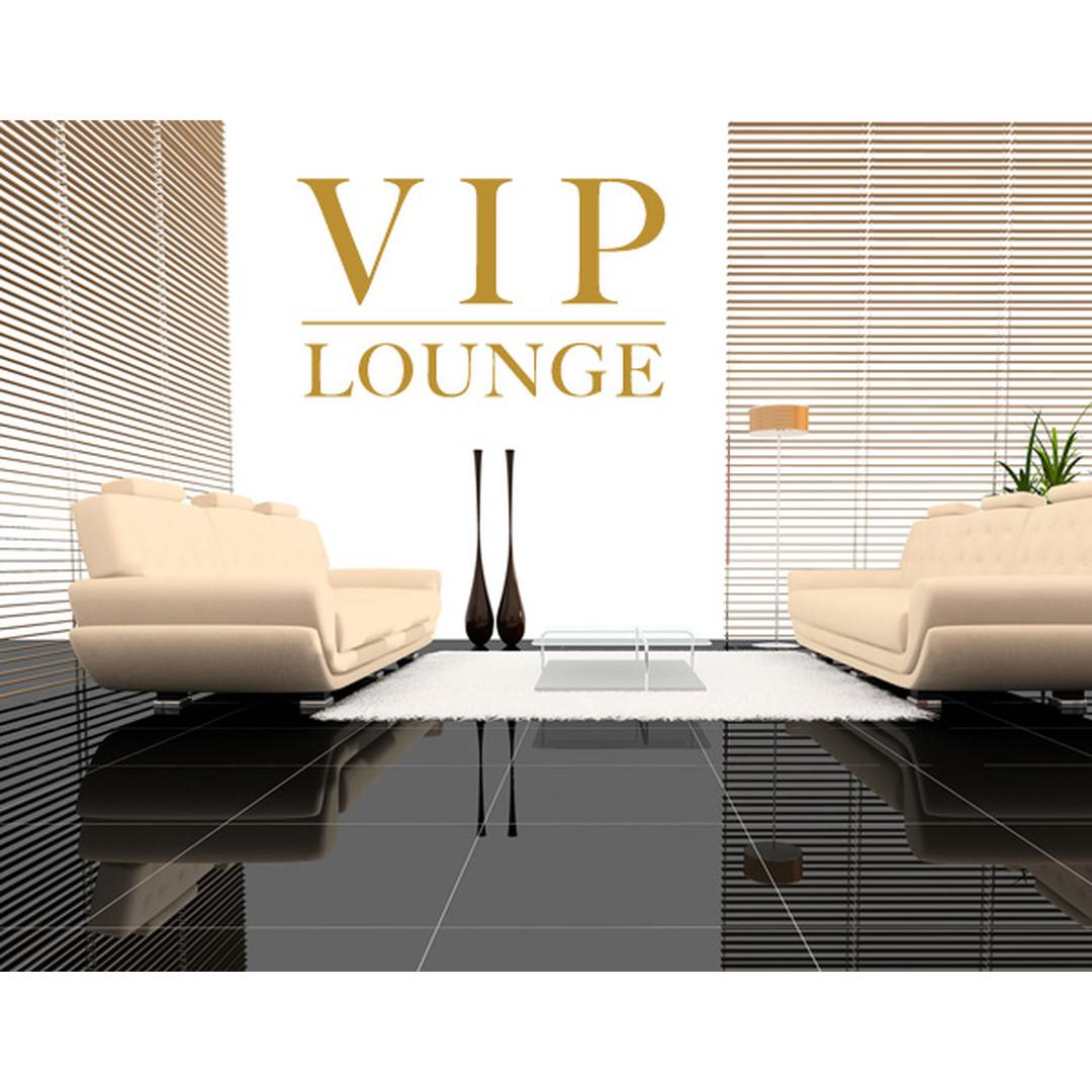 Wandtattoo VIP Lounge 2 - TD16029