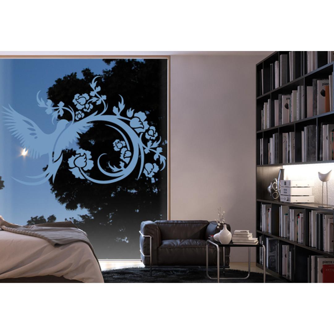Glasdekor Vogelromantik - CG10294