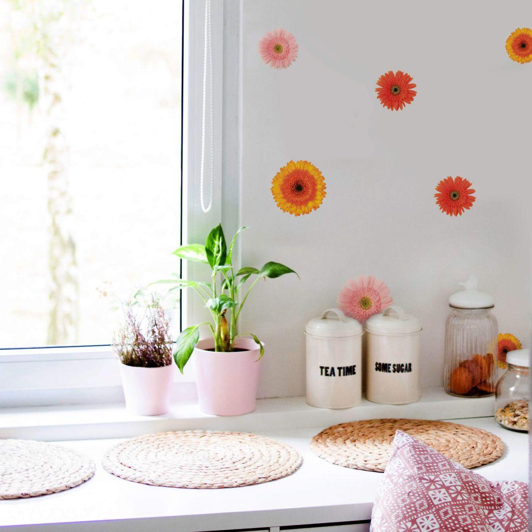 Wandtattoo Flower - WA287691